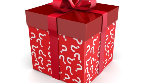 Surprise!  Cyber Monday Chance to Win & Save