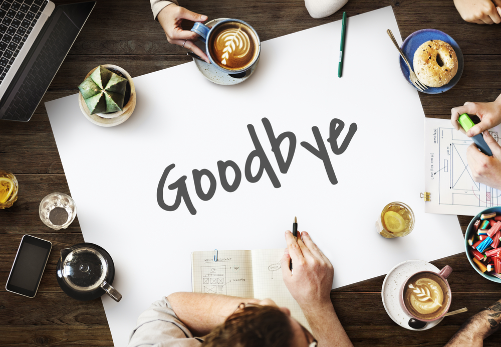congratulations other ways to say goodbye to a valued employee
