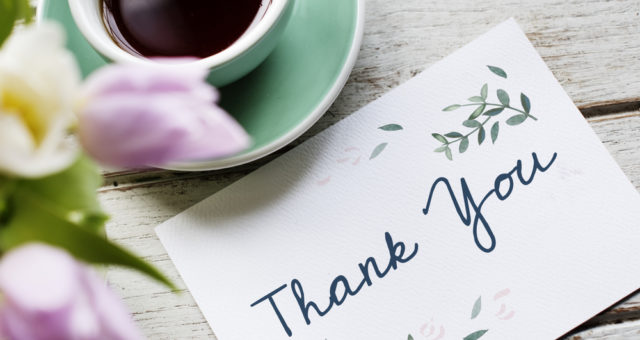 What to Write in a Thank You Card – Thank You Messages for Every Occasion!