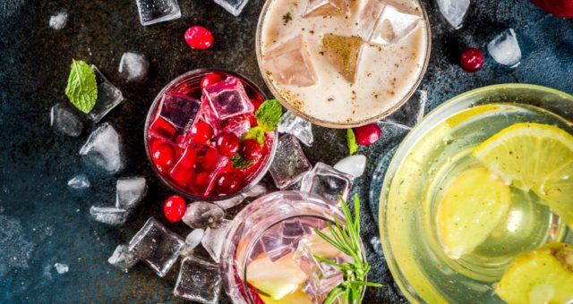 7 Creative Cocktails for Your Holiday Cheers