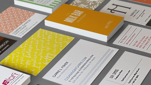 Best practices for creating a great business card