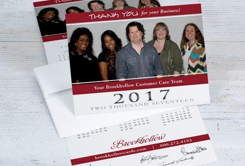 Creating a custom calendar for your business